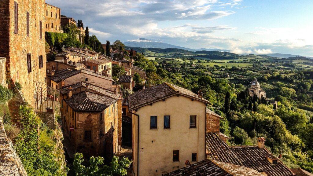 Tour de Montepulciano
