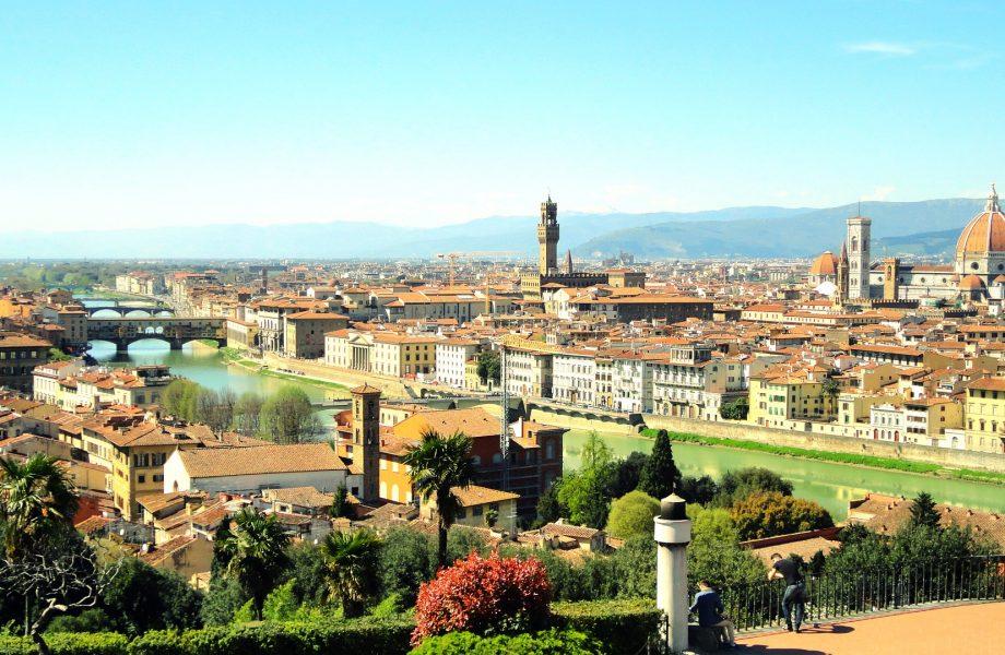 tour privado Florencia